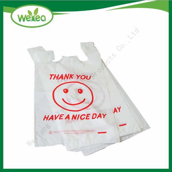 Printing T-Shirt Shopping Bags
