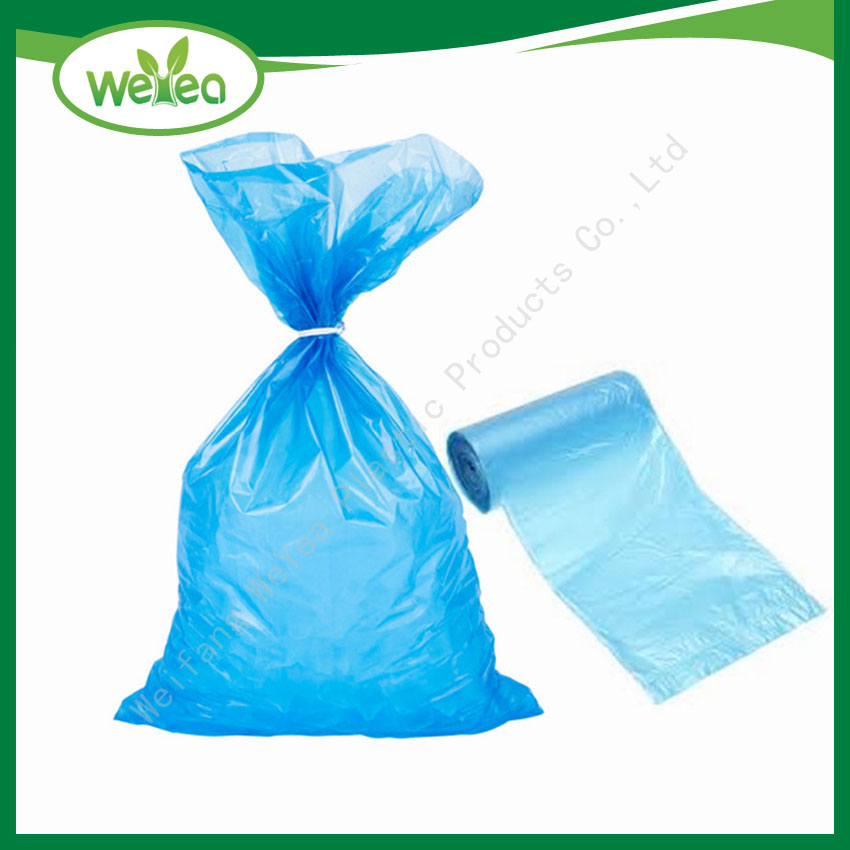Plastic Heavy Duty Trash Bags