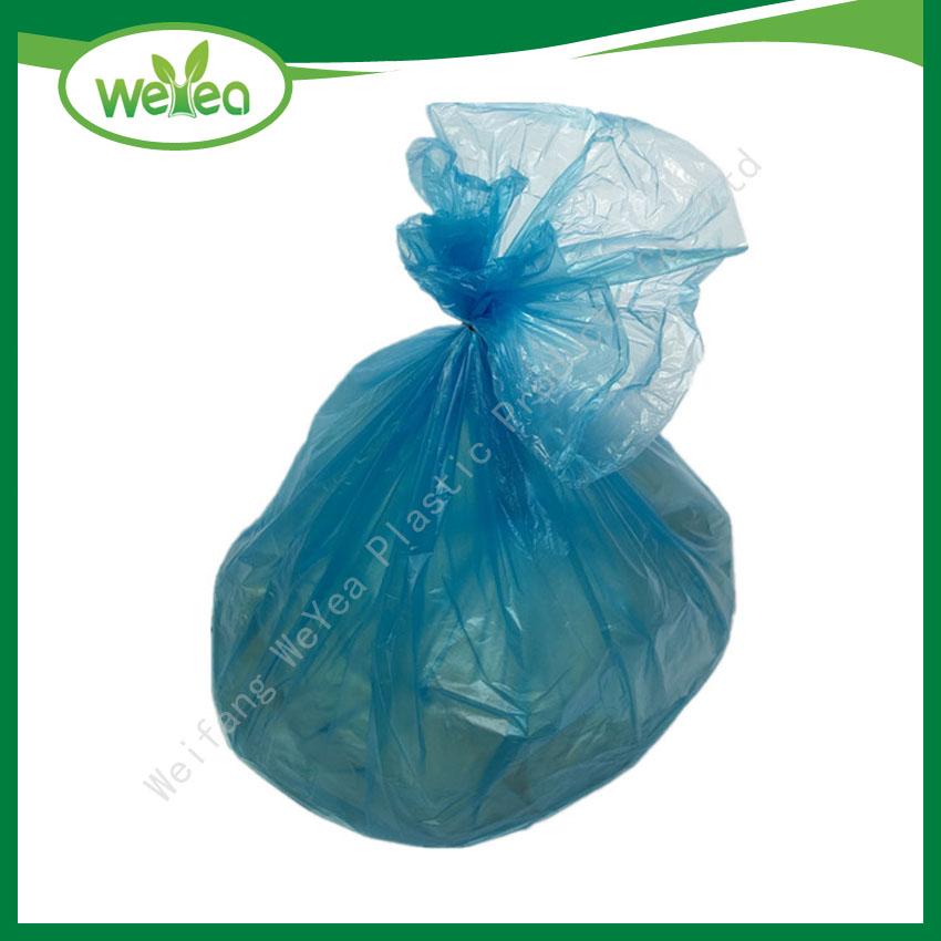 Plastic Star Seal Garbage Bags