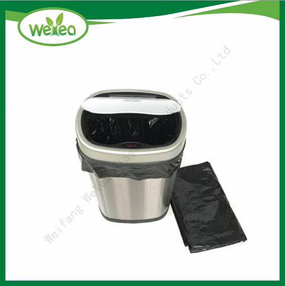 Bin Liners Black Heavy Duty