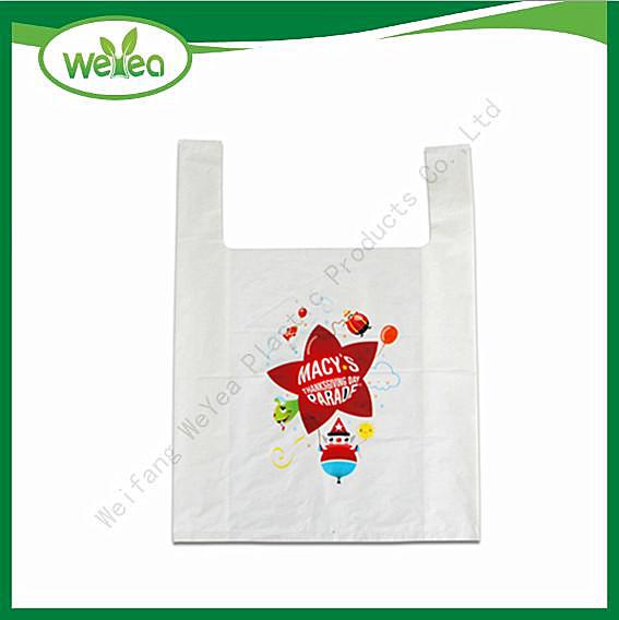 Printing T-Shirt Bags