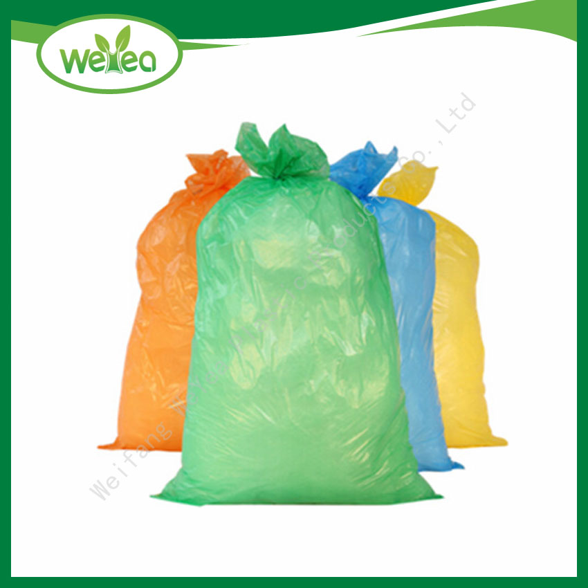 Polythene Trash Bags