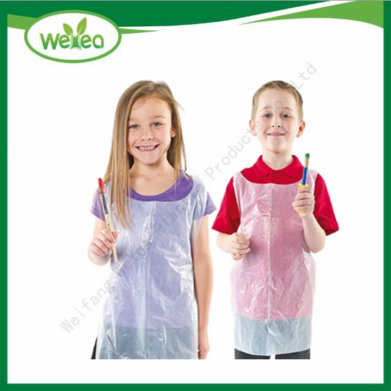 Disposable Kids Aprons