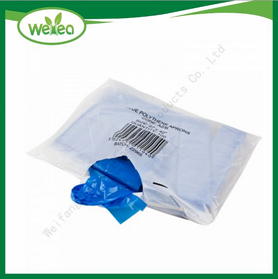 Waterproof Disposable Apron on Pack