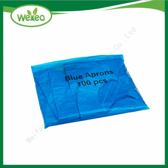 Polythene Aprons Flat Pack