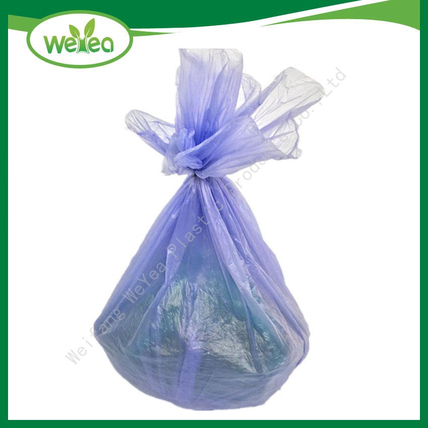 Biodegardable Palstic Garbage Star Seal Bags