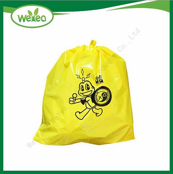 Polythene Printed Heavy Duty Trash Bags