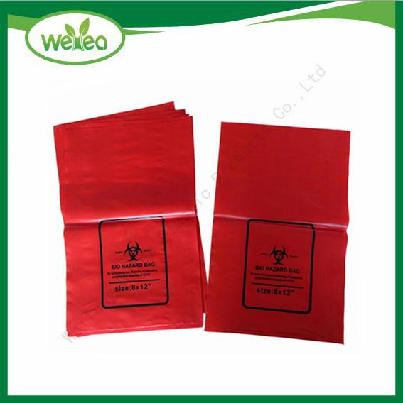Disposable Plastic Medical Garbage Bag