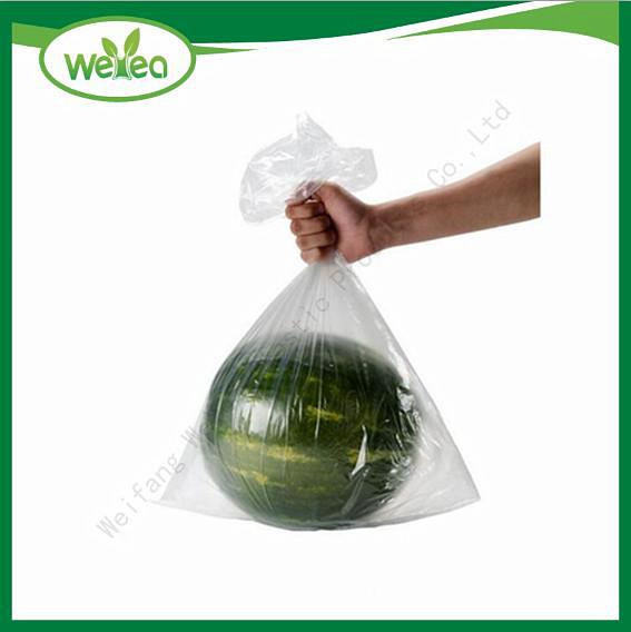 Food Packaging Transparent Bag